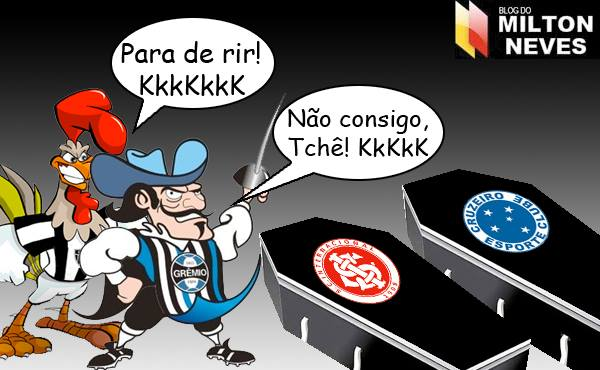 charge copa do brasil